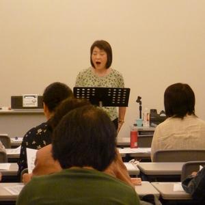 公開講座「唱歌で辿る日本の四季 ~春・夏編'みたび'~」を開催しました。