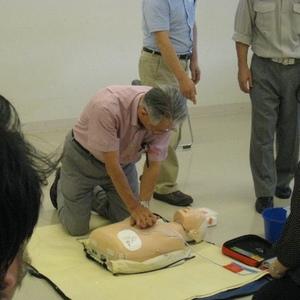 自衛消防訓練を開催しました。