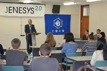 コミュニケーション学科生が、オーストラリア大学生30名と交流しました。