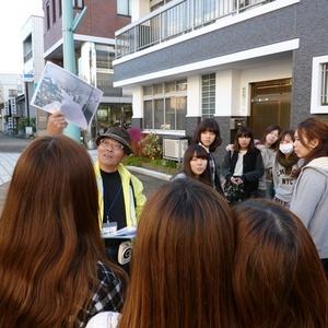 越前市文学散歩バスツアーを開催しました。