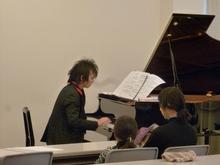 公開講座「ピアノで気軽にクラシック2014」
