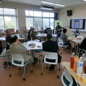 フラトン校における学術交流活動を報告