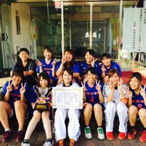 ハンドボール部、平成28年度北信越学生秋季リーグ戦 女子第二部 優勝!