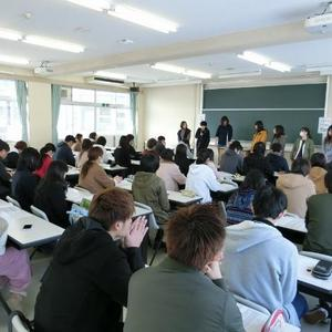 仁大サークル責任者(学生)対象「リーダー研修会」&「普通救命講習」(AED講習)