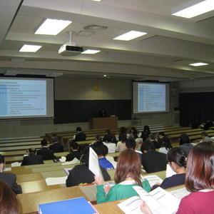 第2次中長期計画 学内説明会を開催しました
