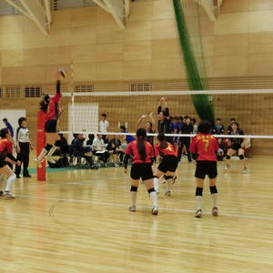 春季北信越大学バレーボール選手権大会
