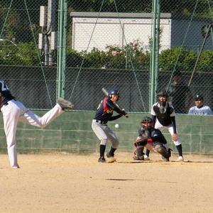 仁大 軟式野球部、6戦全勝でリーグ戦1位通過!