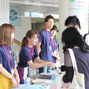 7月オープンキャンパスを開催しました。