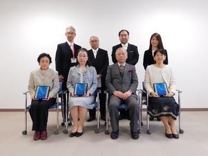 平成30年度後期仁愛大学授業評価優秀者賞授与式.jpg