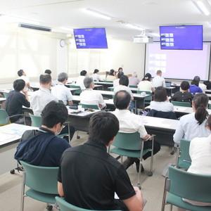 平成30 年度共同研究費・海外研修経費助成 採択者 研究成果報告会が開催されました。