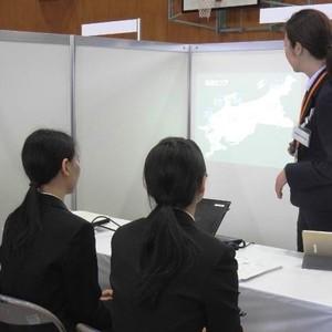 学内合同企業説明会を実施しました