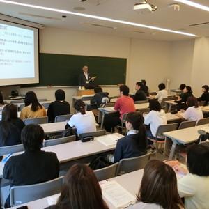 「福井県教員採用試験学内説明会」を開催しました!