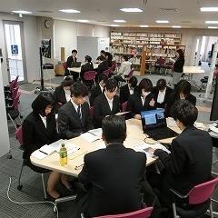 「学内公務員説明会」開催!