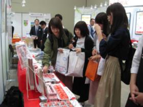 石川県で開催された『ジャピタルフーズフェアin 北陸』に参加してきました。
