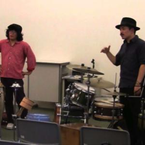 芸術鑑賞講座 リズムワークショップコンサート「カリメロミュージックプール」