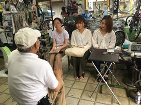 【地域連携PJ】「社会調査演習a」の受講生が越前市武生商店街で調査を行いました!