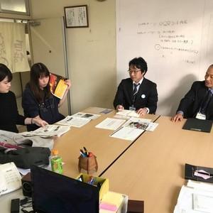 越前市役所で行われた審査会に学生がアドバイザーとして出席!