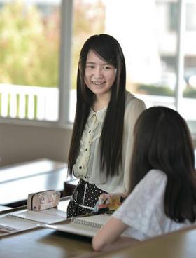 心理学は高校までにない学びだから、基礎的な授業も実践的な演習も、どれも新鮮です。