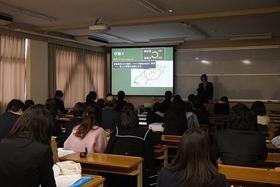 心理学科の卒業研究発表会が行われました