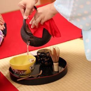 Tea Ceremony with EEC