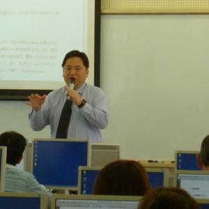 公開講座「Power Pointの基本操作」を開催しました