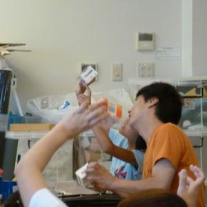 公開講座「図工の時間 -親子で楽しむ工作-」を開催しました