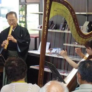 「武生国際音楽祭まちなかコンサート」を開催しました