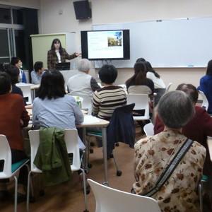 公開講座「イギリス留学体験談」を開催しました