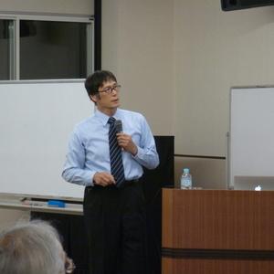 公開講座「上手に活用 介護保険」を開催しました