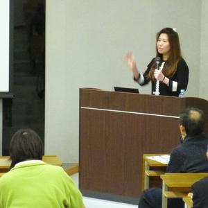 公開講座「衆人環視のパラドックス」を開催しました