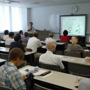 公開講座「時間栄養学と健康長寿」を開催しました