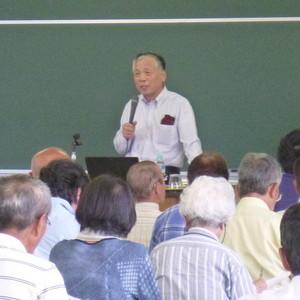 公開講座「いのちを考える 」を開催しました