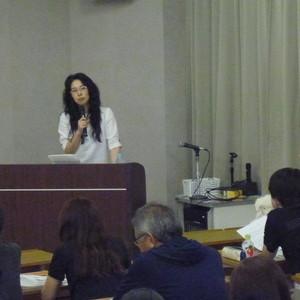 公開講座「動物とふれあう心」を開催しました