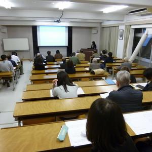 公開講座「イメージの臨床心理学 ーその体験と表現ー」を開催しました