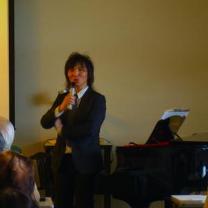 公開講座「ピアノで気軽にクラシック Vol.V 大作曲家の生涯①~モーツァルト編~」を開催しました