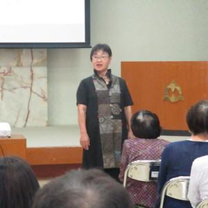 公開講座「笑って 笑って ストレス解消」を開催しました