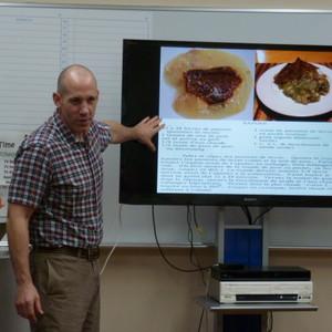 公開講座「カナダの料理を知っていますか」を開催しました。