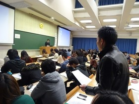 2014年12月26日 業界研究セミナー開催(12月2日・9日・16日)