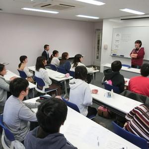 教員希望、公務員・専門職希望学生対象「内定学生との交流会(人間生活学部)」開催