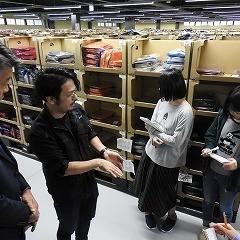 職場見学バスツアー【第2弾】株式会社カズマ、ユニフォームネクスト株式会社を訪問