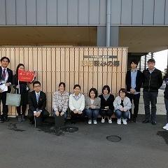 職場見学バスツアー【第3弾】! 福祉施設を訪問