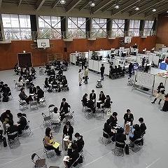 「学内合同業界研究会 ~Jin★Job 2021~」等 就職関連行事開催のお知らせ