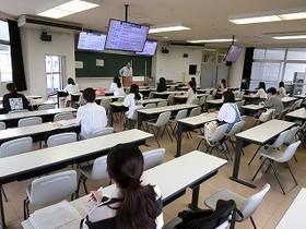 「2021福井県公立学校教員採用選考試験学内説明会」開催