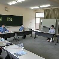 警察官採用試験等学内個別説明会開催