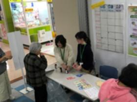 地域の「糖尿病予防啓発イベント」に参加しました