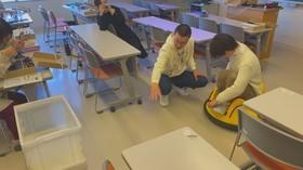 子ども教育学科 ICT研修会(2019年度)