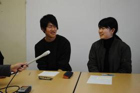 升田ゼミ、学生がラジオ番組に出演しています!