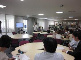 升田ゼミ、越前市役所と連携し、租税教育に取り組みました!