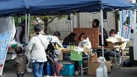 早川ゼミ、菊・地球博2017に参加!