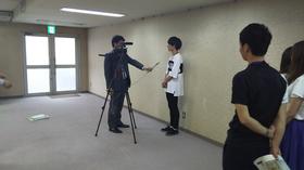 学生の選挙啓発活動がテレビ・新聞にて紹介されます!